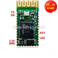 Wholesale HC-09 serial port to a Bluetooth module, wireless data transmission 51 microcontroller from china suppliers