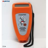 Buy cheap Eddy current 0 - 2000um 0.1mm Coating thickness gauge TG-2000 from wholesalers