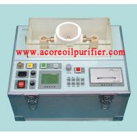 Insulating Oil Dielectric Strength Tester Set