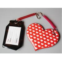 Wholesale Different Size Multi Shape PVC Luggage Tag For Business Cards from china suppliers