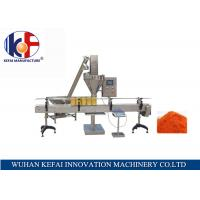 Buy cheap hot dale Dry Powder Filling Machine for extinguisher made in China from wholesalers