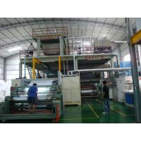 Wholesale High Speed 10 - 300m / Min PP / PET Non Woven Fabric Production Line S SS SMS from china suppliers