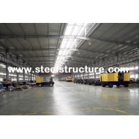 China OEM Sawing, Grinding Industrial Steel Buildings For Textile Factories And Process Plants for sale