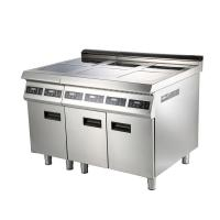 Buy cheap Fast Efficiency Commerical 4 Burner Induction Cooker With Low Noise from wholesalers