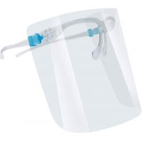Wholesale Fogproof Clear Antibacterial Protective Face Shields from china suppliers