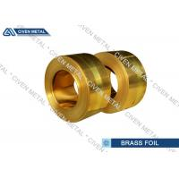 Quality CuZn30 - H70 - C26000 Wide Brass Foil sheet  With Different Temper for sale
