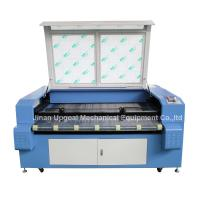 Wholesale Car Block Set Co2 Laser Cutting Machine with Auto Feeding System/Double Heads from china suppliers