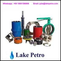 Wholesale BOMCO Emsco Garden Denver Mud Pump Valve Body Valves Seat Valve Assembly from china suppliers