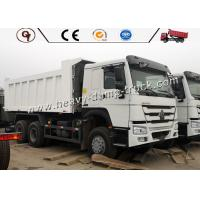 China Rhd / LHD 6X4 Construction Heavy Duty Dump Truck ISO SGS BV CCC Passed for sale