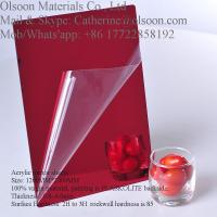 Wholesale Acrylic Mirror Sheet to Buy in variety of Colours | Cut to Size from china suppliers