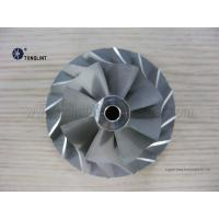 Wholesale HX35 H1C Turbocharger Compressor Wheel Turbine End  54mmX83mm from china suppliers