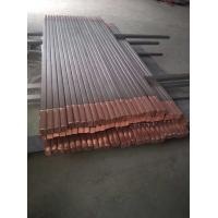 Wholesale Zirconium clad copper bar Zirconium clad copper anode is used in chlor-alkaline-electrolysis. from china suppliers