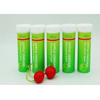 Wholesale Beauty Product Slim Fizz Tablet Apple Cider Vinegar Effervescent Vitamin Tablet from china suppliers