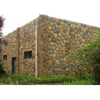 Wholesale Exterior Interior Artificial Cultured Stone Panel With Split Surface Finished from china suppliers
