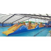 Wholesale Waterproof Commercial Kids Inflatable Floating Obstacle Course Bouncer from china suppliers