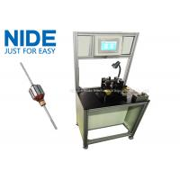 Wholesale Dynamic Armature Balancing Machine With Belt Drive , DC Power Tool Motor Balancing Machine from china suppliers