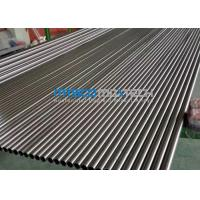 Wholesale S30908 / S31008 Precision Stainless Steel Tubing Cold Rolled For Structure And Machining from china suppliers
