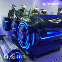 Wholesale 2019 HOT SALE!! High Quality Interactive Dynamic Platform Cinema Simulator 6 Seats 9D VR Family Simulator from china suppliers