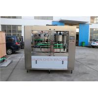 1000CPH CE Small Aluminum Can Filling And Sealing Machine For Brewery for sale