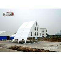 Wholesale Outdoor Church Tent For 100 - 10000 People Capacity Clear Span Aluminum Frame from china suppliers