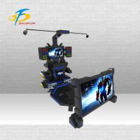 Wholesale High Music Virtual Reality Dance Vr Game Machine With HTC Vive Black / Blue Color from china suppliers