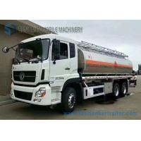 Wholesale Diesel 21.2m3 Pump Chemical Tanker Truck Dong Feng 6x4 Truck ISDe245 40 Engine from china suppliers