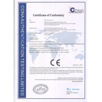 RUIAN HONGCHUANG CAR FITTINGS CO.,LTD Certifications