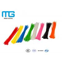 Wholesale High quality Self-Locking Nylon Cable Ties With CE, UL Certification from china suppliers