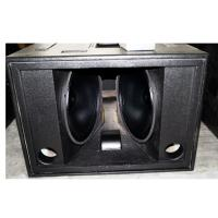 China Long Throw 2x18 Home Subwoofer SB1000z / Outdoor Powered Subwoofer Enclosure on sale