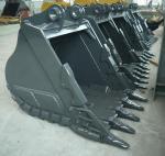 Construction Machine Caterpillar Excavator Attachments / Excavator Spare Parts For Volvo EC55