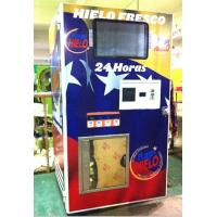 Wholesale IC Card Operated Bar Ice Dispensing Machines 24 Hours Supply Ice Bagging Machine from china suppliers