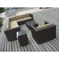 Wholesale 9pcs garden cane furniture All Weather Wicker Patio Furniture from china suppliers