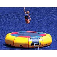 Wholesale Jumping Water Trampoline Inflatable Water Toys Waterproof PVC from china suppliers