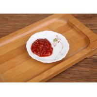 Wholesale Healthy Red Spicy Japanese Chili Seasoning / Sambal Oelek Hot Chili Sauce from china suppliers