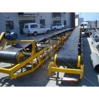 Large Indrustry rubber  Belt Conveyor Systems 660 - 1200 t/h For mining