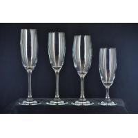 China Crystal Champagne Glass on sale