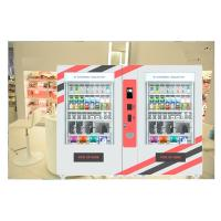 Wholesale Coin Mini Mart Vending Machine , Large Capacity Supermarket Vending Machine from china suppliers