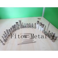 Wholesale 14/18mm male adjustable Highly Educated Grade 2 Titanium Domeless E-Nail Nail for 15.8mm E from china suppliers