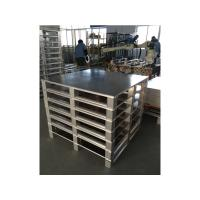 Wholesale Light / Medium / Heavy Duty Aluminum Pallets For Unclear Industry Customized from china suppliers