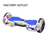 2017 China factory NEW Products Dual Brushless Motor Self Balancing 2 Wheel Hoverboard Auto Balance Scooter For Adult