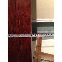 Wholesale Moisture - Proof Toilet PVC Bathroom Door Panel Strip Pattern 2cm Thickness from china suppliers