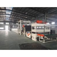 Wholesale Carpet Tile Bitumen Production Line Or Continuous Operation Separate Cutting Control from china suppliers