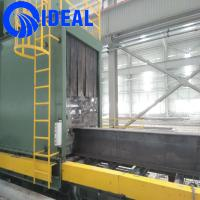 Clean-In-Place (CIP) Cleaning Type and Electric Fuel Shot Blasting Machine From