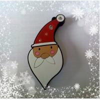 Santa Claus shape 2GB, 4GB, 8GB customized usb flash drive with high quality (MY-UPV01) for sale