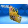 Attractive Cartoon Kids Arcade Basketball Game Machine 12 Months Warranty for sale