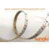 Side Emitting LED Strip Lights , Easy Installation 12 Volt DC LED Strip Lights for sale