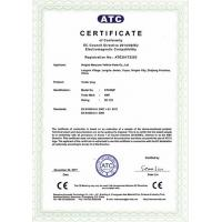 KMF Auto Accessories Pte.Ltd. Certifications