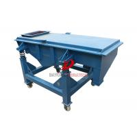 Wholesale Mineral Linear Vibrating Screen Machine Saving Energy Mining Separator from china suppliers