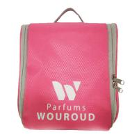 Wholesale Multifunction Pink Portable Waterproof Travel Toiletry Bag Large Capacity from china suppliers