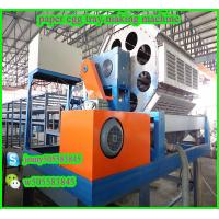 China paper pulp egg tray molding machine on sale